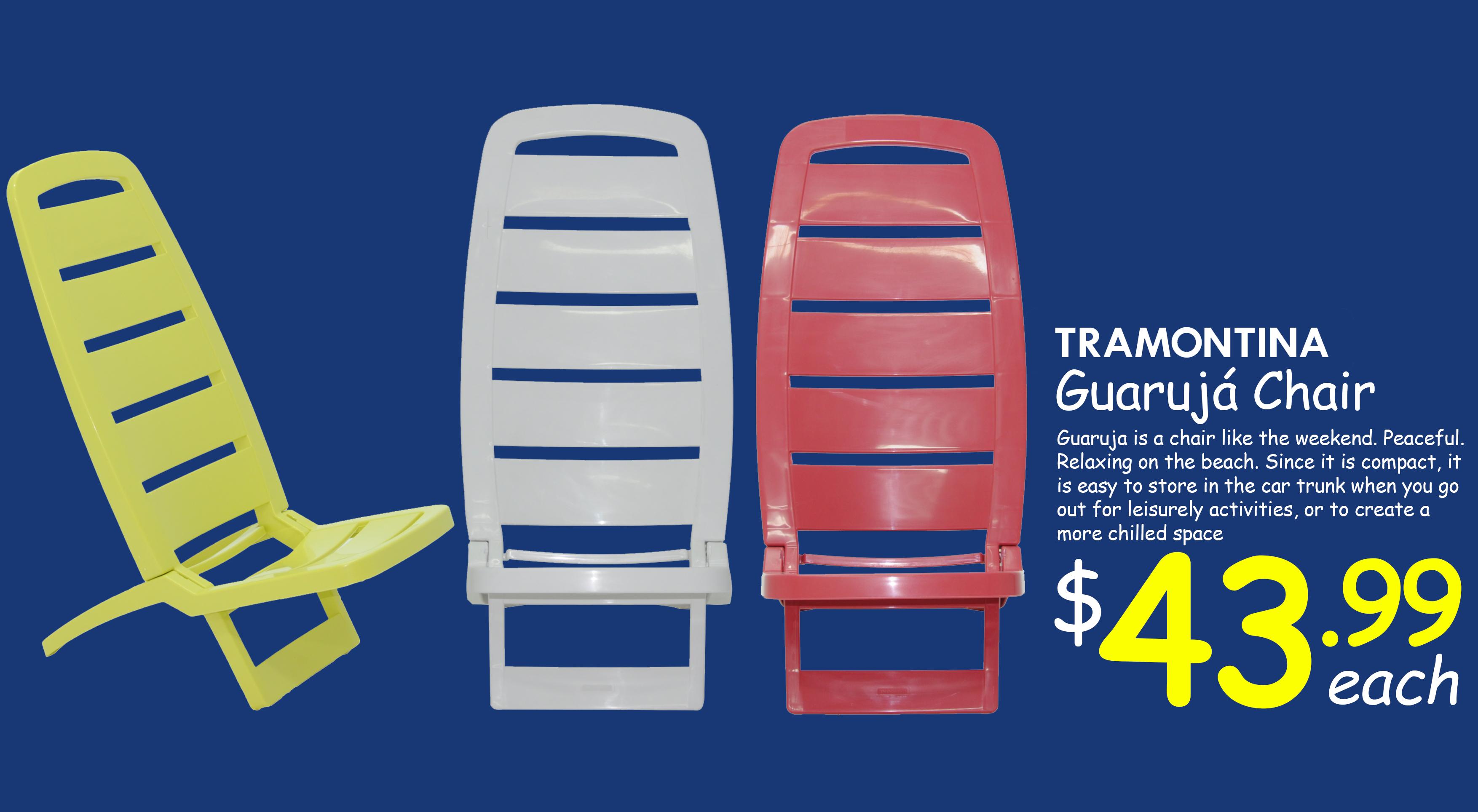 Tramontina Guaruja Chair